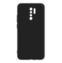 "Накл.силикон. Re:Case ""Skin Feel"" XIA RedMi 9C black/black"