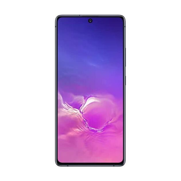 Смартфон Samsung Galaxy S10 lite Black