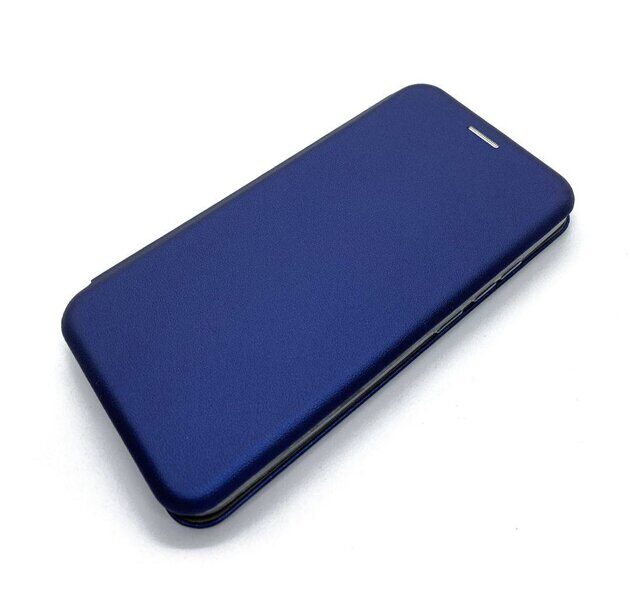 "Чехол-книга Re:Case ""Audemars"" XIA RedMi Note 9 Blue Shadow"