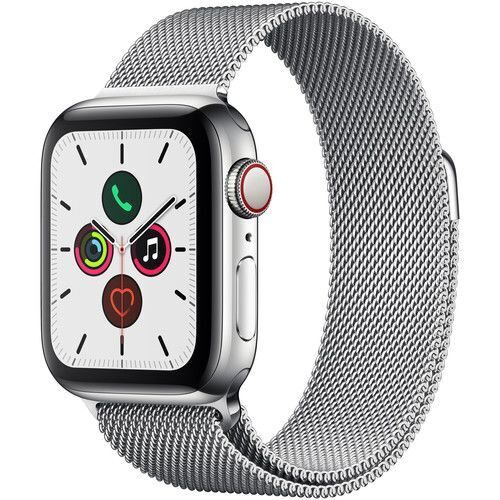 Смарт-часы Apple Watch Series 5 40 мм Silver