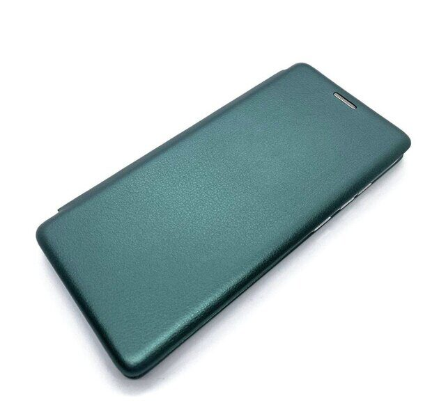 "Чехол-книга Re:Case ""Audemars"" XIA RedMi Note 9S Forest Green"