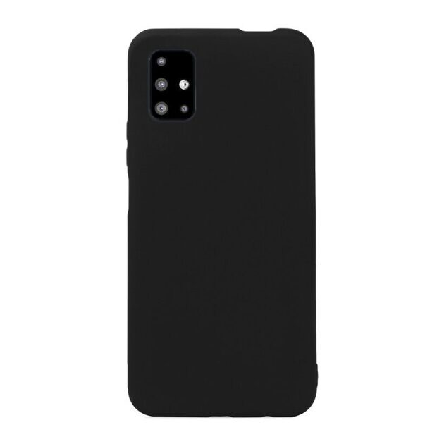 Клип-кейс Gresso коллекция Меридиан для Samsung Galaxy A51 (2019) Black