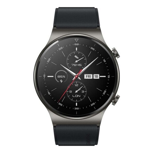 Смарт-часы Huawei Watch GT 2 Pro 46mm Vidar-B19S Black