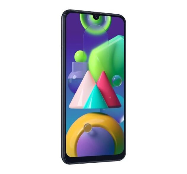 Смартфон Samsung Galaxy M21 Black