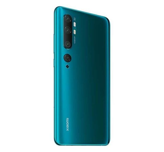 Смартфон Xiaomi Mi note 10 6GB+128GB Green