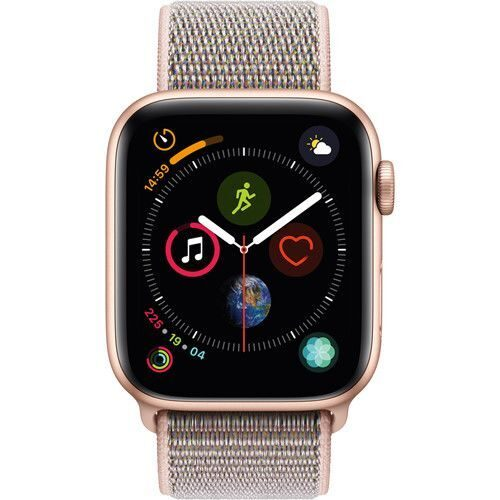 Смарт-часы Apple Watch Series 4 44 мм Gold