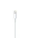 USB кабель для Apple MD818ZM/A lightning (white) для iPhone/iPad