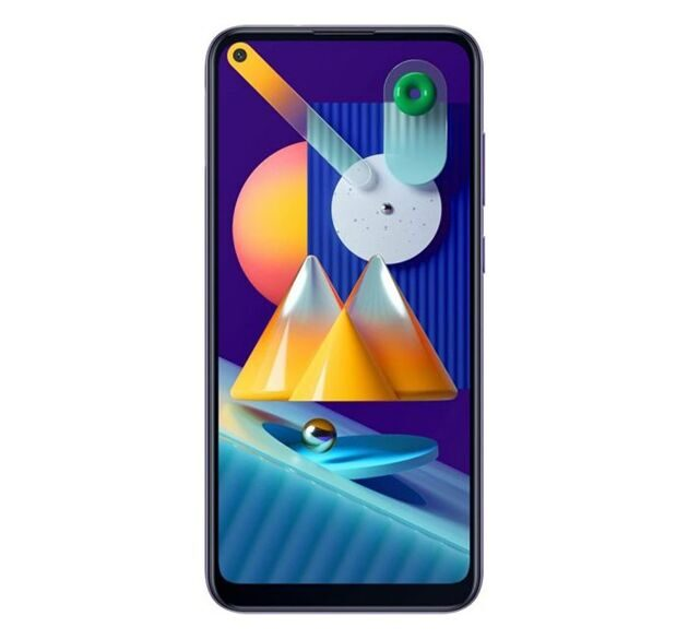 Смартфон Samsung Galaxy M11 64GB Purple