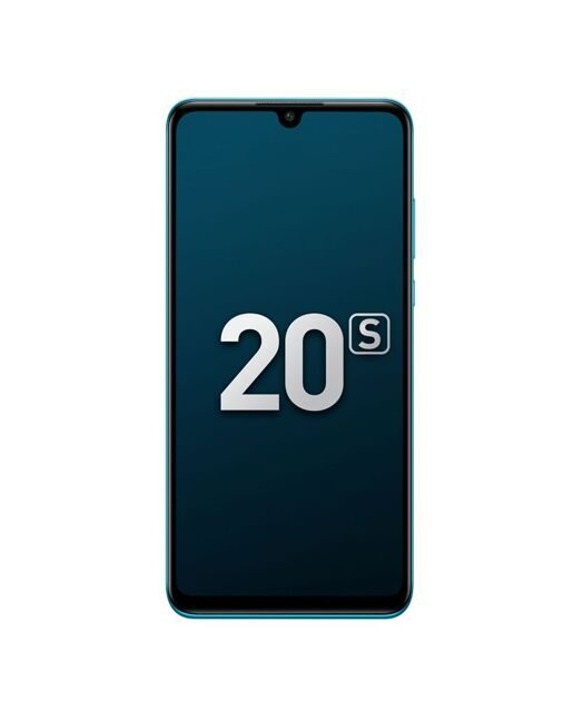 Смартфон Honor 20S Peacock Blue