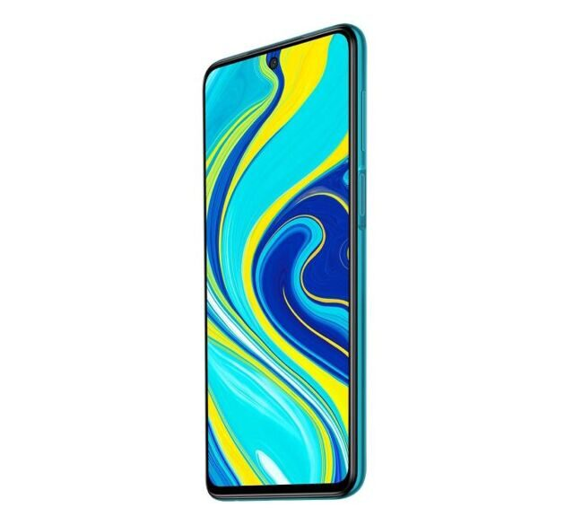 Смартфон Xiaomi Redmi Note 9S 4GB+64GB Blue