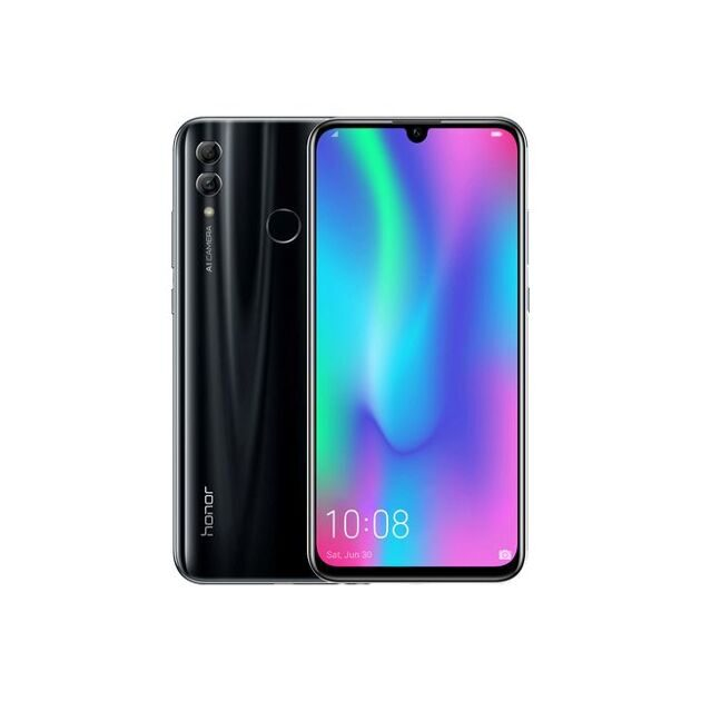 Смартфон Honor 10 Lite 64GB Midnight Black