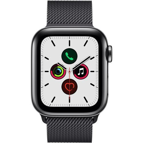 Смарт-часы Apple Watch Series 5 40 мм Space Grey